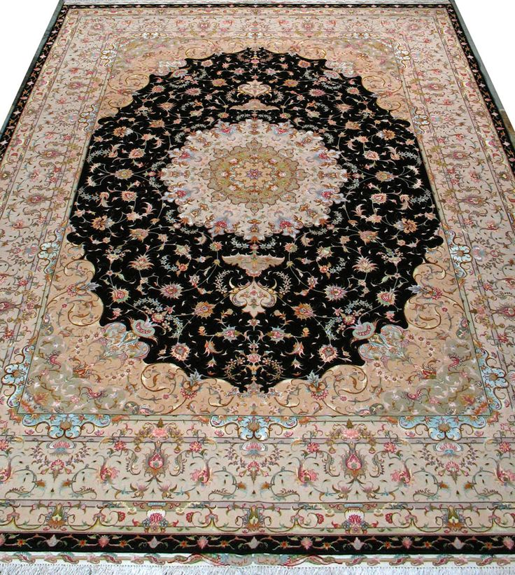 Tabriz Silk Persian Rug Exclusive Collection Of Rugs And Tableau Treasure Gallery You Pay 19 900 00 Retail Price
