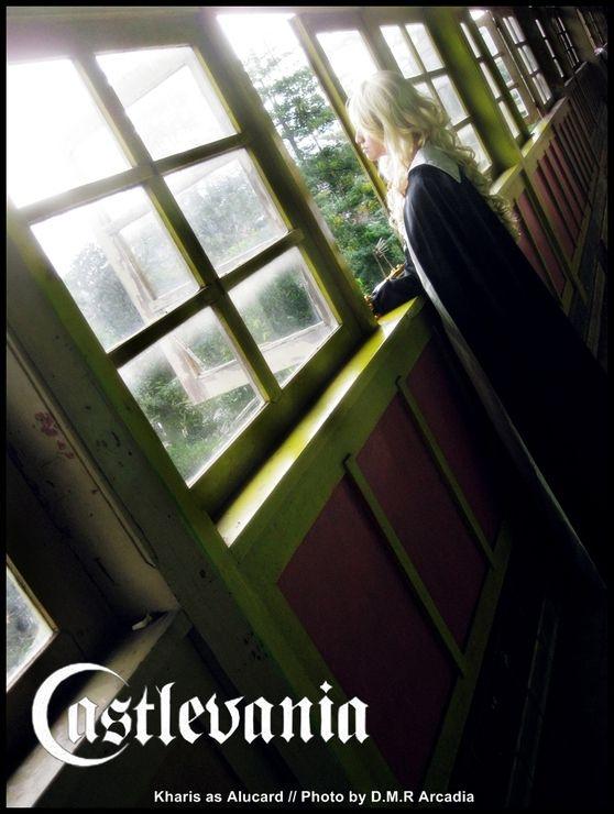Alucard (Castlevania: Symphony of the Night)