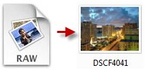 How to convert RAW files to jpeg's using Picasa.