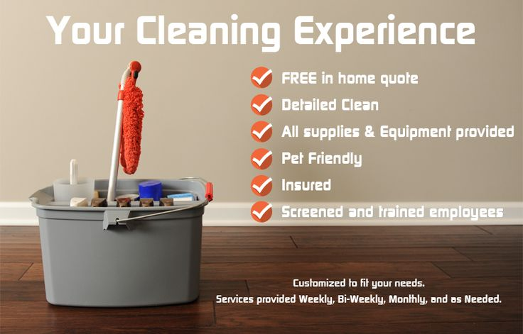 Plan: B Cleaning - Detailed Residential Cleaning Service