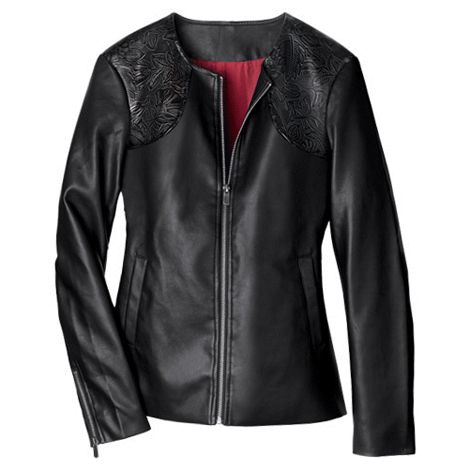 You will love this product from Avon:  Embossed Detail Jacket Shop Avon products online at www.Facebook.com/shopavonwithdeon