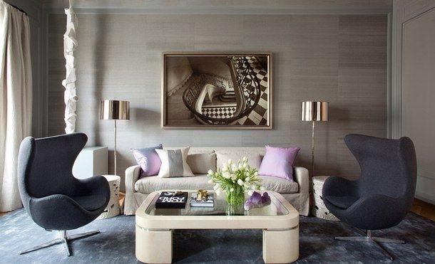 Эклектичный дом в Сан-Франциско - Дизайн интерьеров | Идеи вашего дома | Lodgers