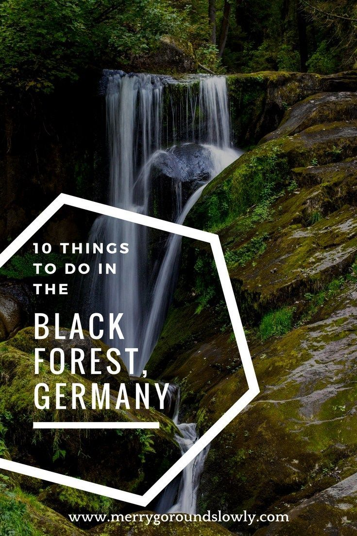 Planning your trip to the Black Forest, Germany? Check out this guide to learn more about Freiburg, Oppenau, Baden Baden, Gengenbach, Triberg waterfall. And remember to taste the Black Forest cake.  Autumn in Black Forest / Schwarzwald / Spätzle / Hiking