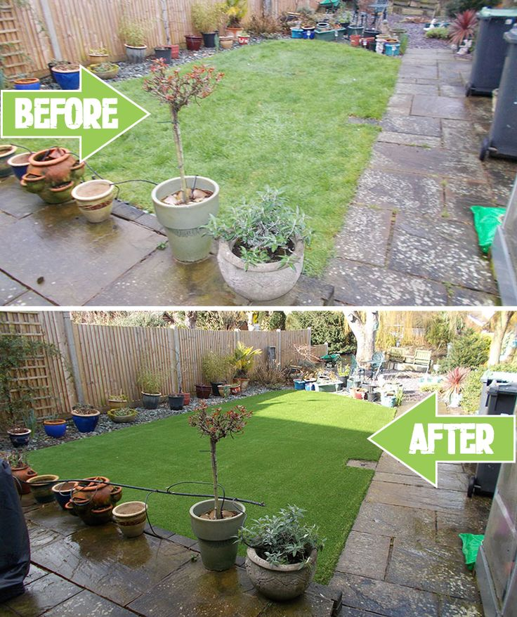 Artificial grass installation for a retired couple in Maidstone, Kent