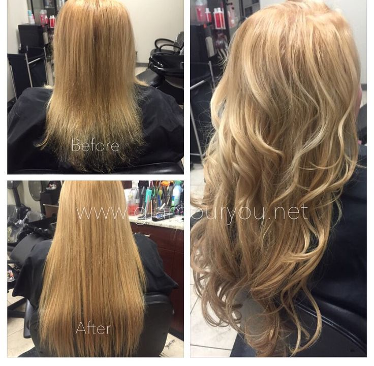 Fusion Hair Extensions At Glamouryou Dmv Hair Extensions