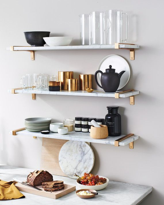 London Shelves Drawers Kitchen Contemporary With Stone And: 1000+ Ideas About Shelving Brackets On Pinterest
