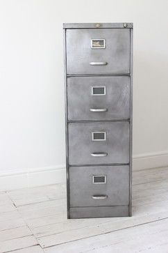 Industrial Urban Furniture and Accessories - contemporary - filing cabinets and carts - manchester UK - Inspiritdeco