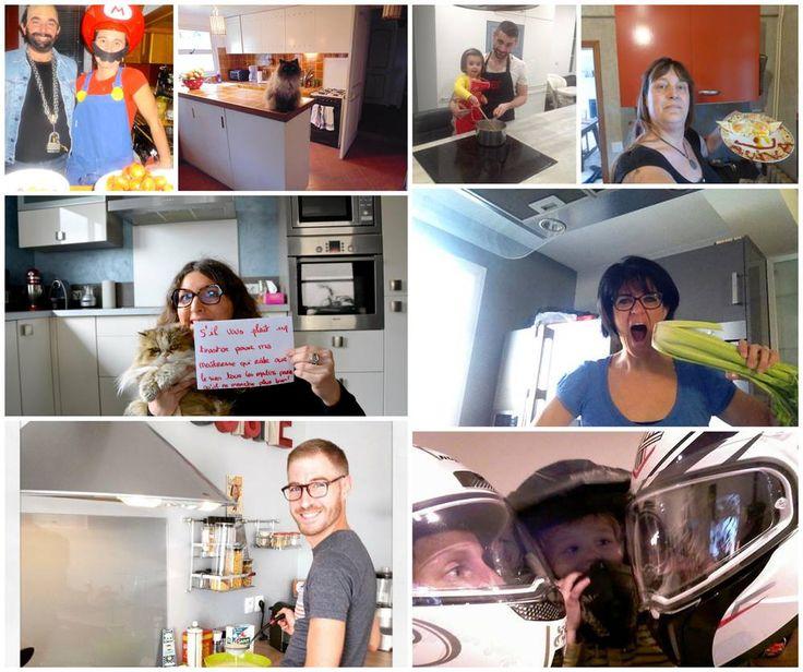 Les 44 meilleures images propos de aviva chez vous sur for Avis sur cuisine aviva