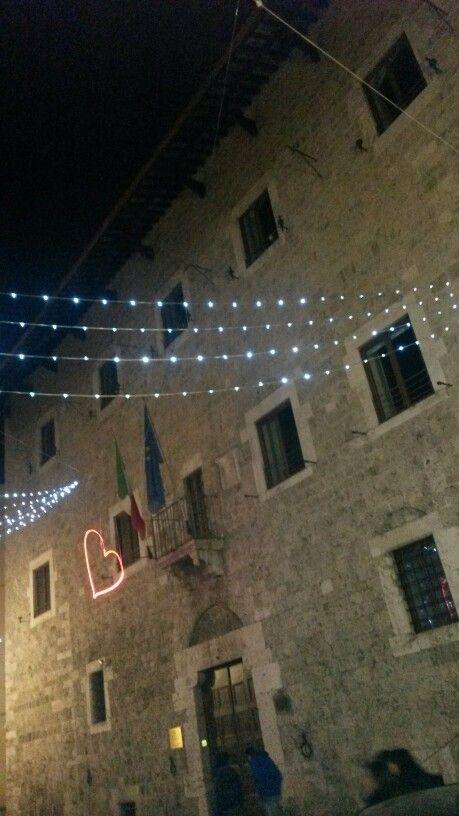 """Palace"" Mazzancolli, archive national in Terni"