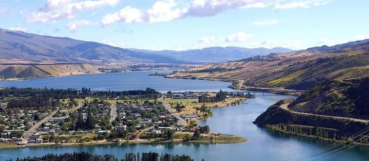 Cromwell Central Otago New Zealand