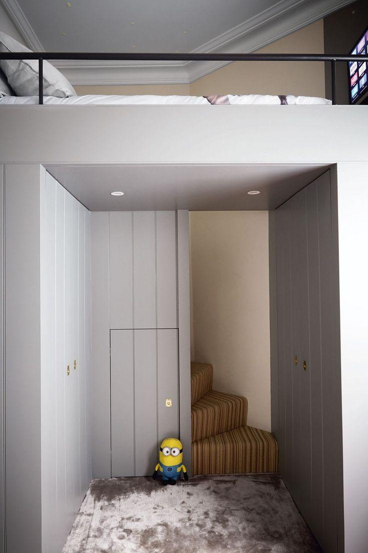 Best 25+ Mezzanine bed ideas on Pinterest | Loft beds for ...