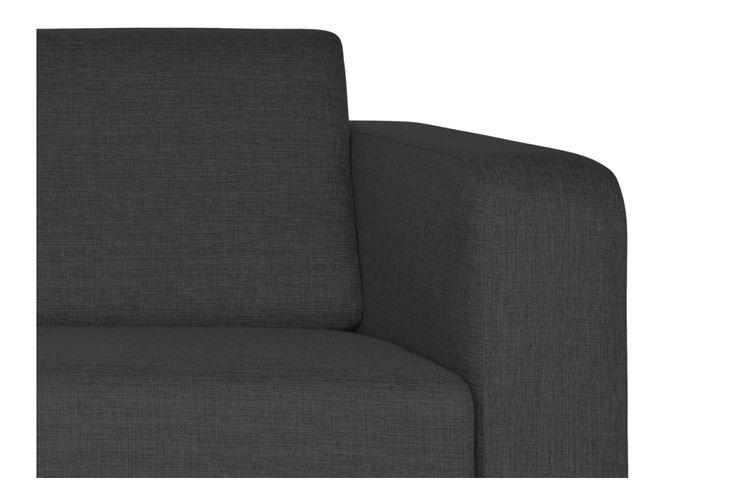 les 25 meilleures id es de la cat gorie canap 2 places. Black Bedroom Furniture Sets. Home Design Ideas