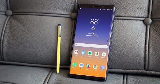 قیمت سامسونگ گلکسی نوت ۹ در بازار ایران ۱۶ میلیون تومان ناقابل اخبار داخلی سامسونگ موبایل سامسونگ گلکسی نوت 9 Samsung Galaxy Galaxy Note Galaxy Note 9