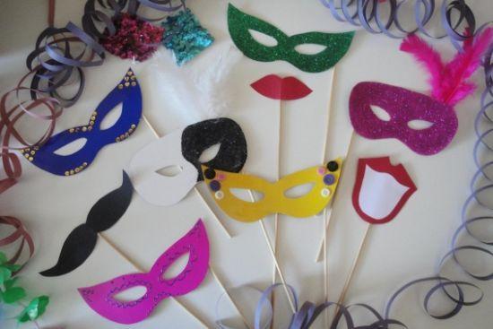Faça muitas máscaras de gatinho para o carnaval e ganhe elogios em todos os dias de folia (Foto: Divulgação)