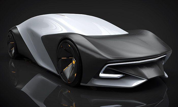 Studenti z Plzně navrhli autonomní vozy budoucnosti