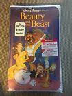 Disney Black Diamond VHS Tape Beauty and the Beast New Sealed UPC 717951325037