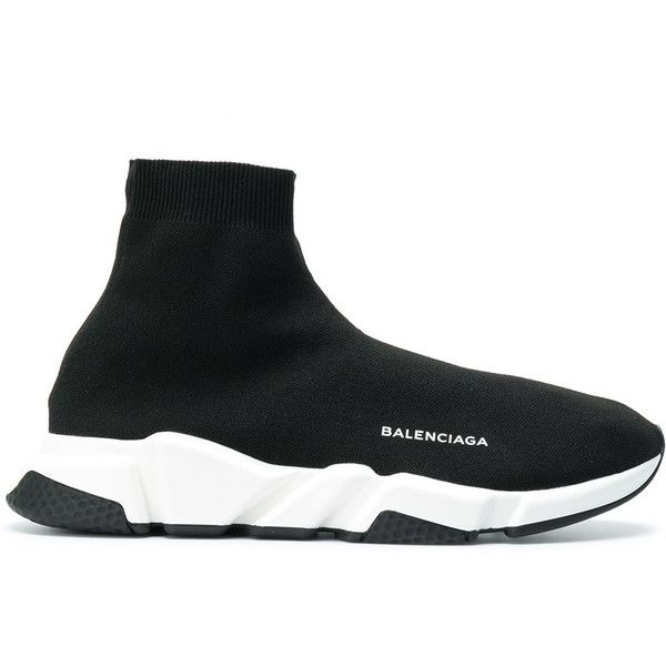 Balenciaga Shoes New Laceup Knit Speed Trainer Poshmark