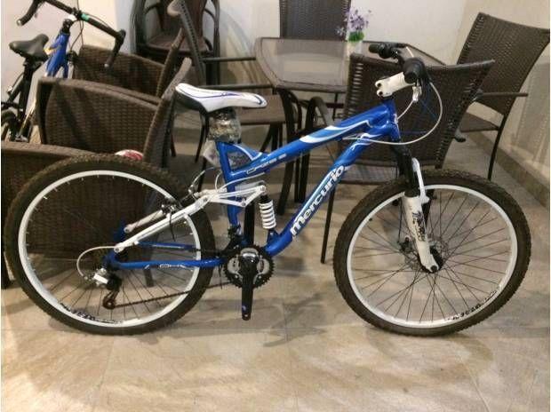 bicicleta de montaña mercurio gazelle