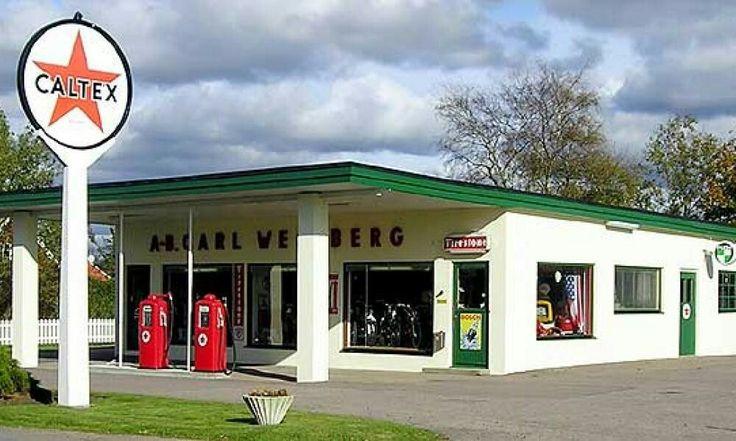 Även den gamla Caltexmacken i Mörarp (norra Skåne) kan bli byggnadsminne i vår samtidigt med macken på Mariedalsvägen i Malmö. Mörarpsmacken är från 1936.