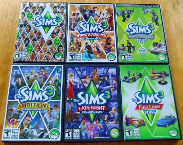 The Sims     Teenagers  High School  Romance  amp  Part Time Jobs