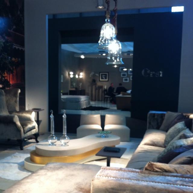 Ascension Latorre. Fiera Milano 2012 #excll #isaloni