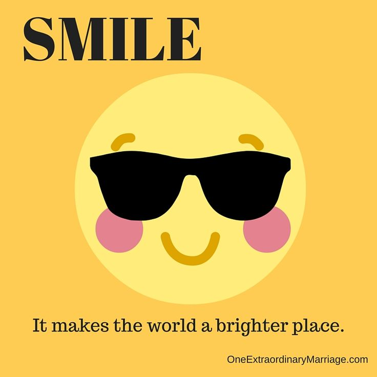 Quote Everyone Should Smile: 17 Best Images About Smile & Laugh On Pinterest