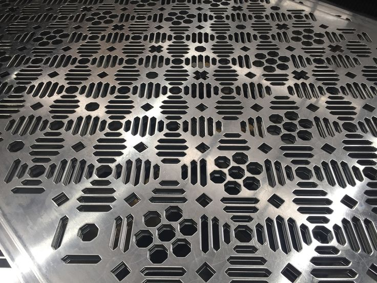 New designs available - Futuristic and fantastic – take a look at our brand new perforated sheet metal designs for an on-trend look that's out of this world. Arrow Metal has invested in new tooling technology for even greater perforated metal design choice and capability. #arrowmetal #perforatedmetal #newdesigns #newtooling #customdesign #metalsheet