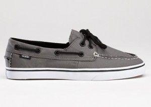 zapatillas para mujer vans grises