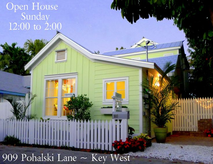 Keywest style homes 909 pohalski lane key west open