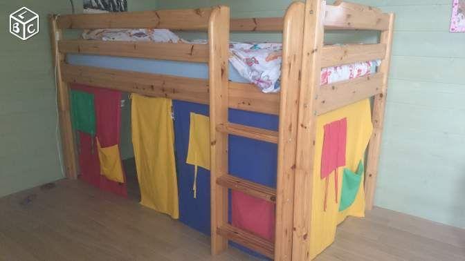 les 25 meilleures id es de la cat gorie lit mezzanine fly sur pinterest lit enfant fly lit. Black Bedroom Furniture Sets. Home Design Ideas