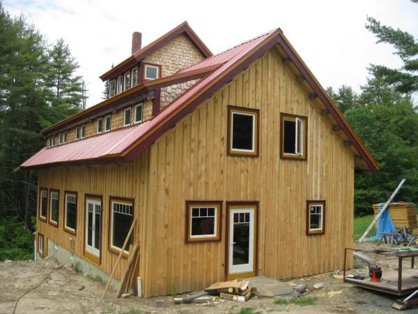 25 Best Ideas About Board And Batten Cladding On Pinterest Steel Siding Modern Farmhouse And