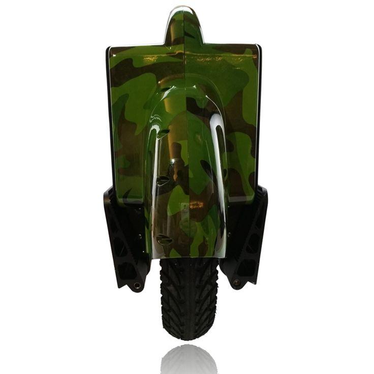 Rockwheel GR12 Camoflage Unicycle http://selfbalancingunicyclezone.com/product/rockwheel-gr12-camoflage-unicycle