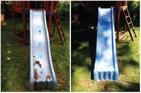 30 seconds outdoor cleaner instructions
