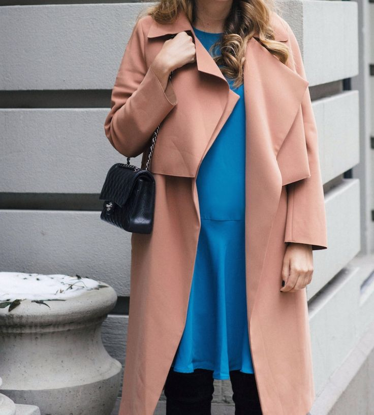 Shop this look at The Stripe Store | Lookave #jacket #coat #trench #trenchcoat #crepetrenchcoat @thestripe @bymalenebirger #ootd #onlineshopping #lookave #onlineshopping #streetstyle #style #fashion #outfit