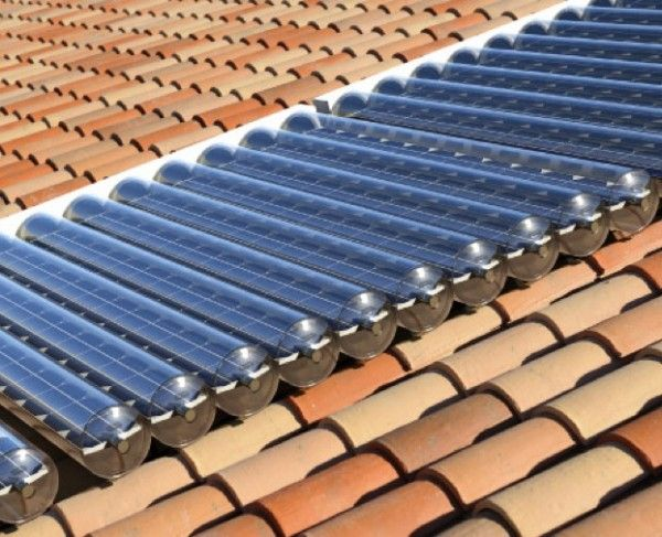 Naked Energy, a British company, has made a name for itself by developing a tubular hybrid solar panel that can do twice the work of a traditional flat photovoltaic panel. The product, called Virtu, can generate electricity and hot water simultaneously.