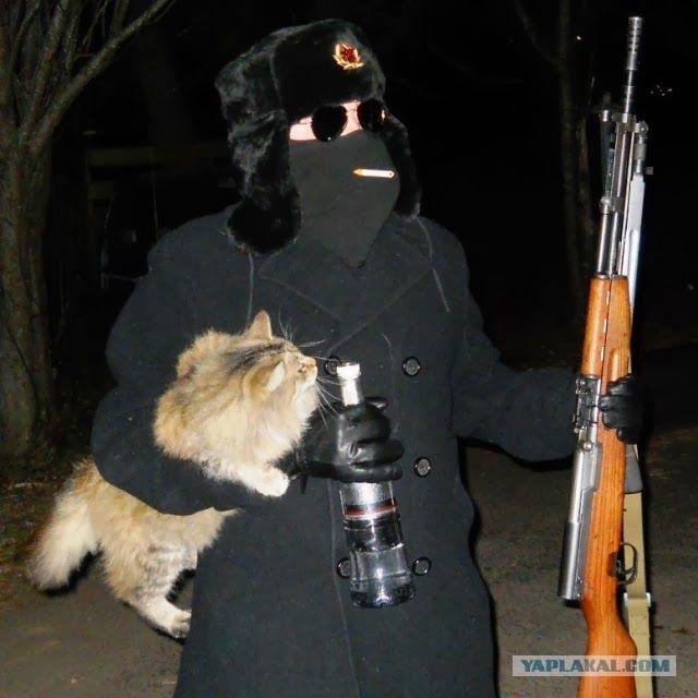 Russia wtf