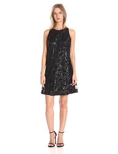 Jessica Simpson Women's Floral Sequin Dress - http://www.darrenblogs.com/2016/11/jessica-simpson-womens-floral-sequin-dress/