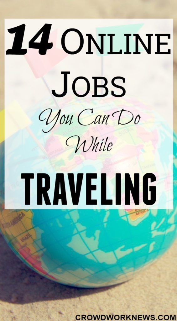 Do you love traveling but find it hard to earn money on the go? I have got a solution for you. Today I am sharing 14 online jobs which are completely location independent and can be done from anywhere. Click through and start applying. Happy travels! #workfromhome #remotework #onlinebusiness