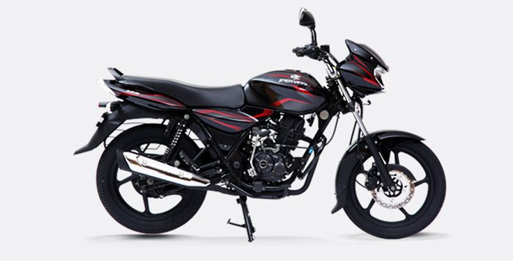 The Bajaj Discover series of bike is a great combination of style, power and economy.  http://bikeportal.in/newbikes/bajaj/discover/