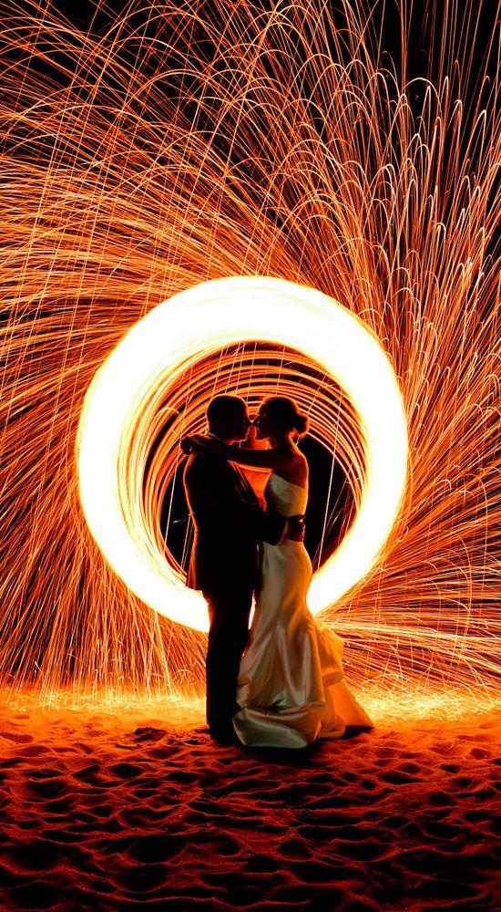 Amazing fireworks shot. Ben Swinnerton Photography.