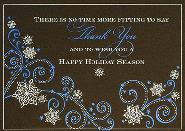 Holiday cards, Warm and Customer appreciation on Pinterest