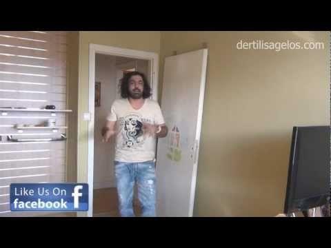 προετοιμασία πόρτας για βάψιμο . - YouTube