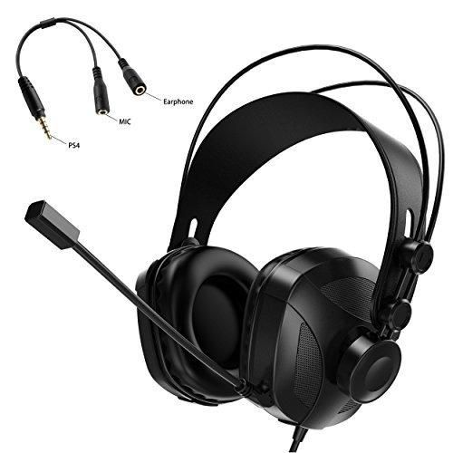 GMsound PS4 Gaming Headset with Microphone