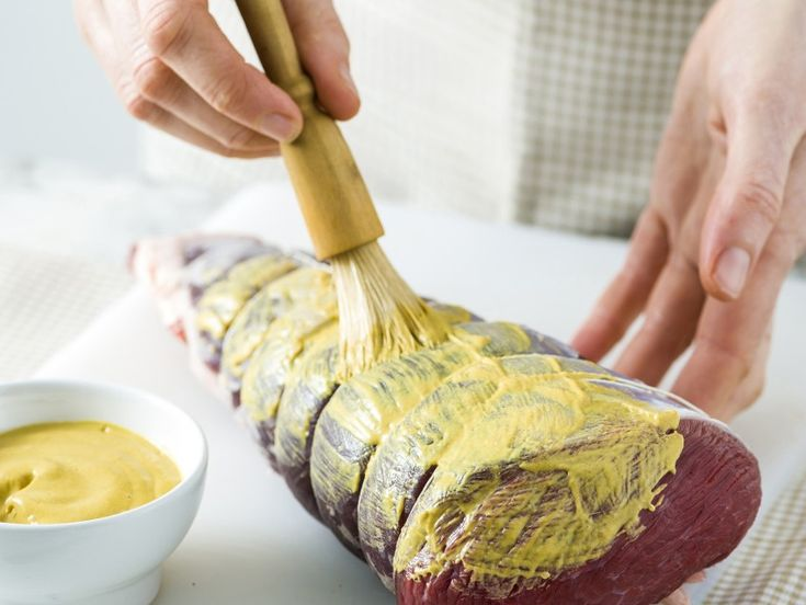 arrosto alla senape Sale&Pepe ricetta