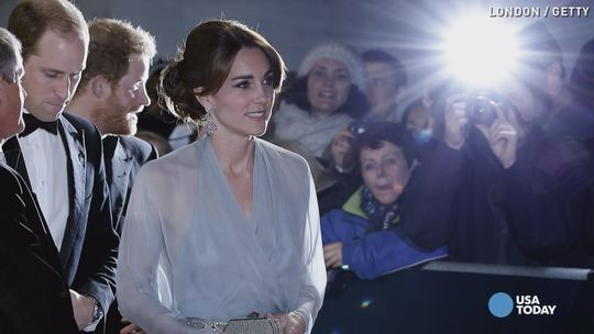 Oh, dear: A rare fashion flop for Duchess Kate