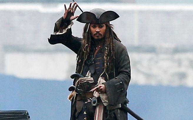 Οι Πειρατές της Καραϊβικης επιστρέφουν στη μεγάλη οθόνη - Newsbeast.gr