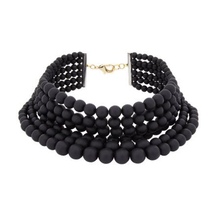 Fallon Multi-Strand Beaded Choker at Barneys.com