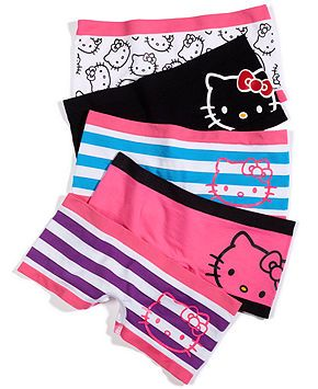 Hello Kitty boyshorts