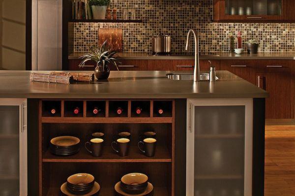 die besten 17 ideen zu k chenr ckwand gestalten auf. Black Bedroom Furniture Sets. Home Design Ideas