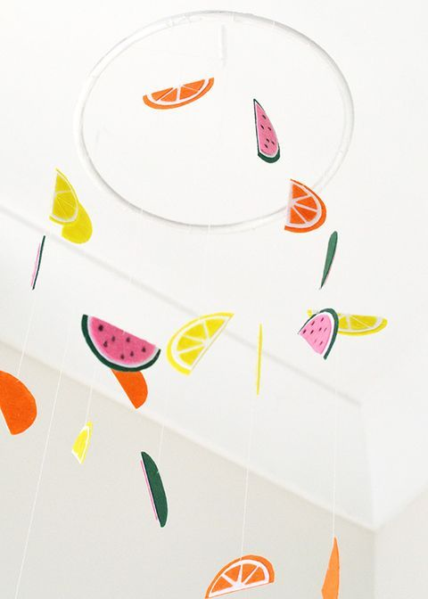 ComfyDwelling.com » Blog Archive » Bring The Summer In: 37 DIY Fruit Home